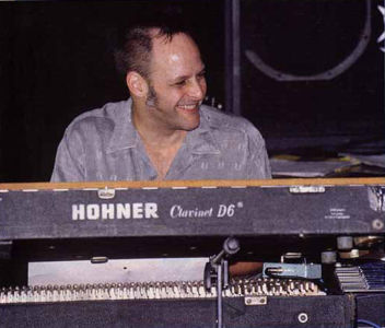Hohner Clavinet and 1974 Fender Rhodes