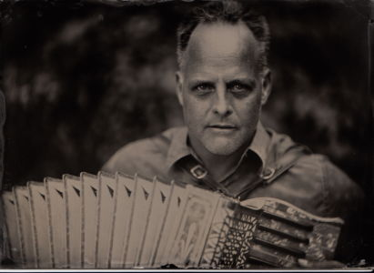 With Accordion - Wetplate Collodion