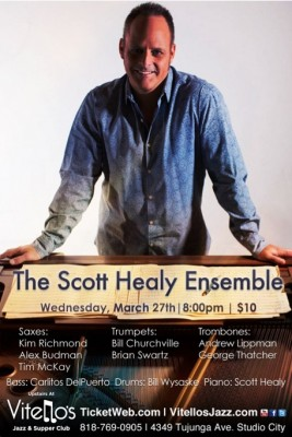 Scott Healy Ensemble Flyer-March 27 2013
